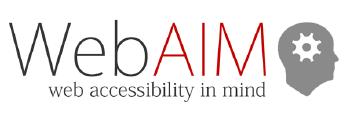WebAIM: Online course listings
