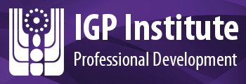 IGP Institute Professional Development
