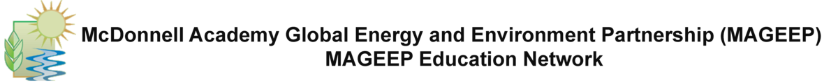 McDonnell Academy Global Energy and Environment Partnership