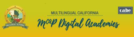 MCAP Digital Academies