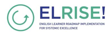 EL RISE! Resources - CA EL Roadmap