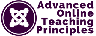 The Online Network of Educators: Online Teaching Principles