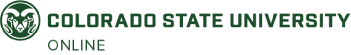 Colorado State University, Online Plus (non-PD courses)